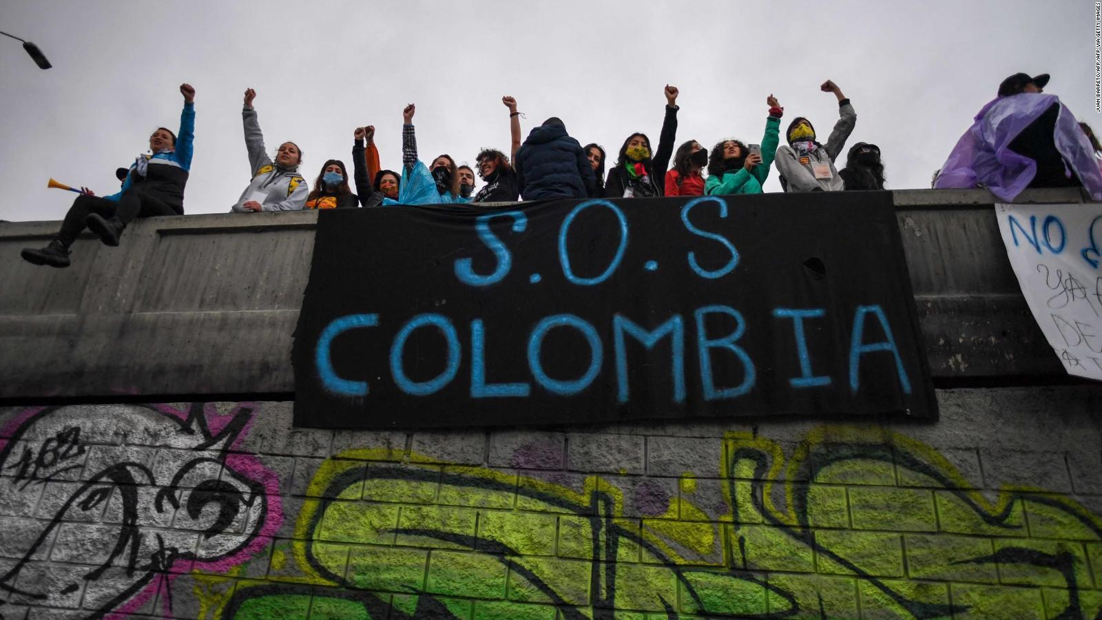 Minuto a minuto de la situación en Colombia: sube el número de muertos