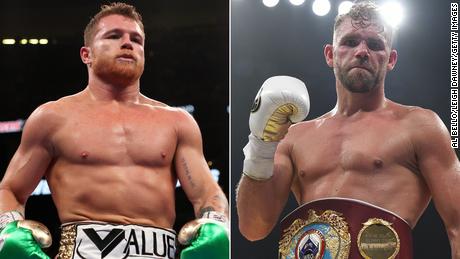 ¿Tendrá Canelo Álvarez un rival difícil en Saunders?