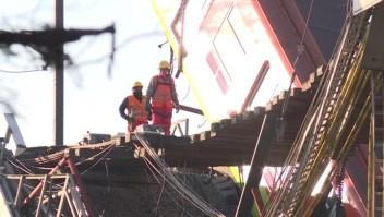 Fiscalía y empresa noruega investigan tragedia del metro