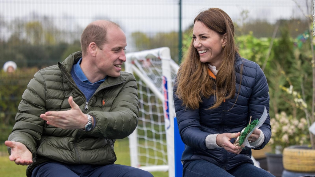 Le prince William et Catherine lancent une chaîne YouTube