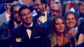 Premios Platino regresan este año de forma presencial