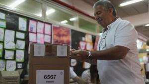 Argentina: ¿Pueden postergarse las elecciones?