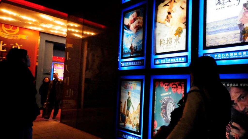 China lleva la propaganda a los cines