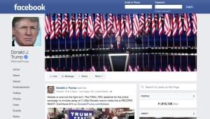 Consejo independiente recomiendan a Facebook sobre caso Trump