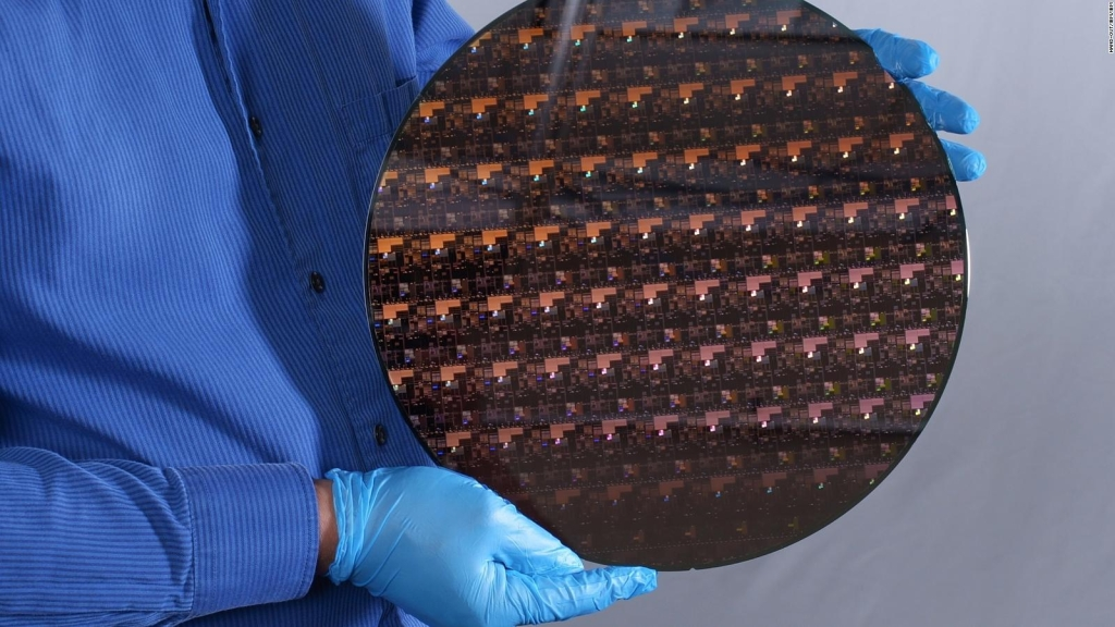 IBM dice que creó el microchip más pequeño del mundo