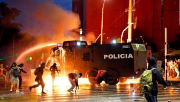 Embajador de Colombia: Injustificable, actuar de policías