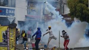 ¿Quiénes son los civiles armados en las marchas de Colombia?
