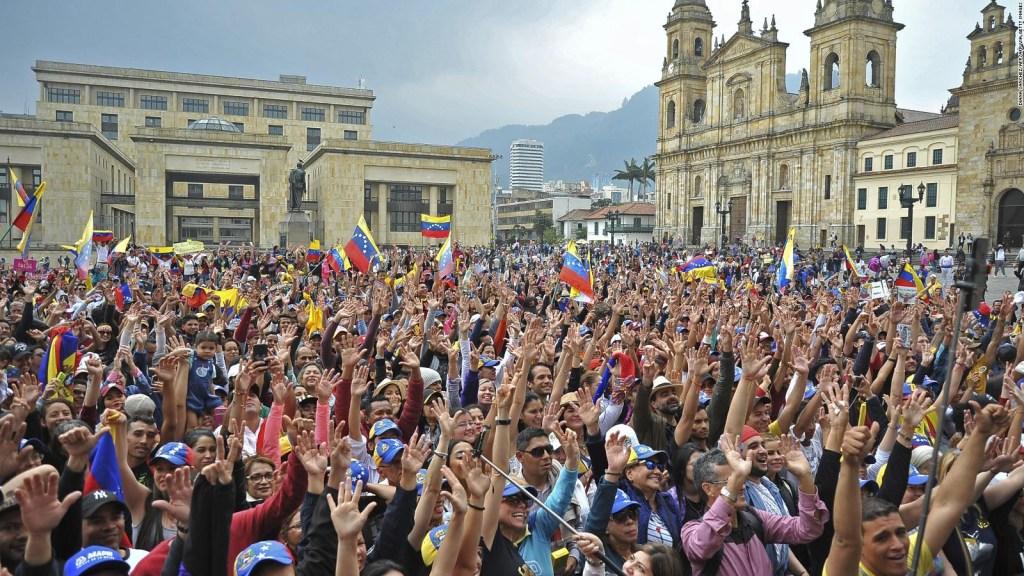 Líder estudiantil sobre el caos y violencia en Colombia
