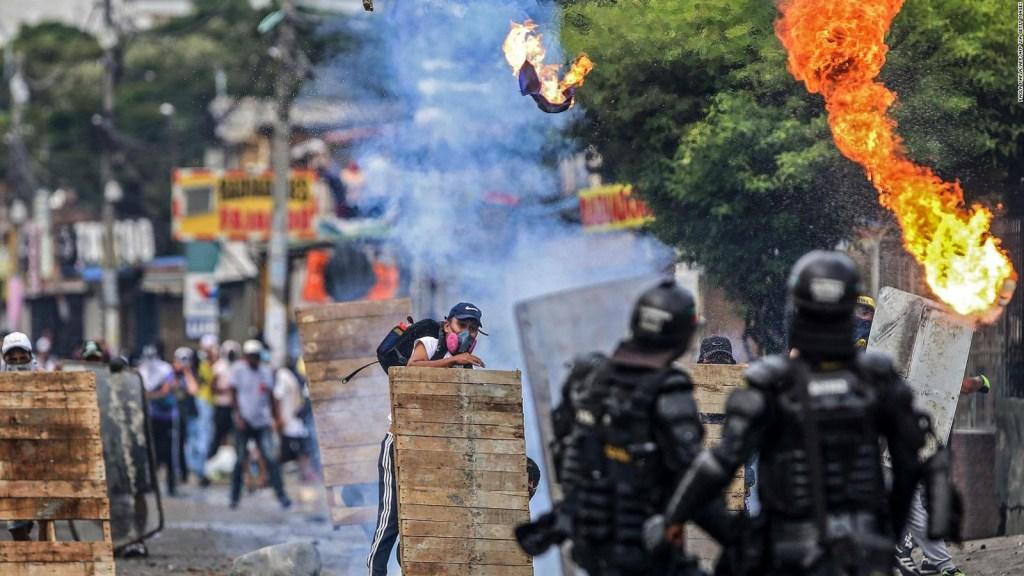 Protestas violentas fueron aisladas, dice líder estudiantil