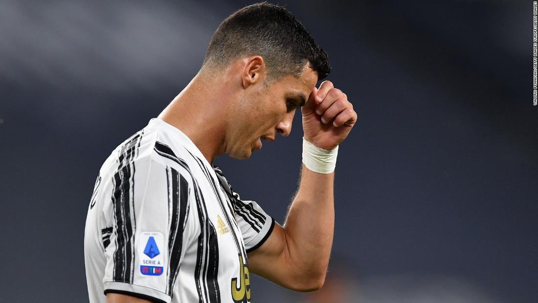 Cristiano Ronaldo y la Juventus se enfrentan a una temporada sin Liga de Campeones