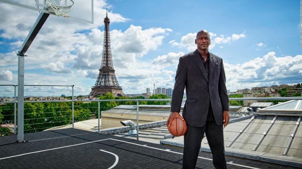 Michael Jordan logra nuevo récord con una camiseta