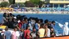 L'afflusso di migranti verso le coste italiane è in aumento