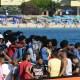 Aumenta la llegada de migrantes a las costas de Italia