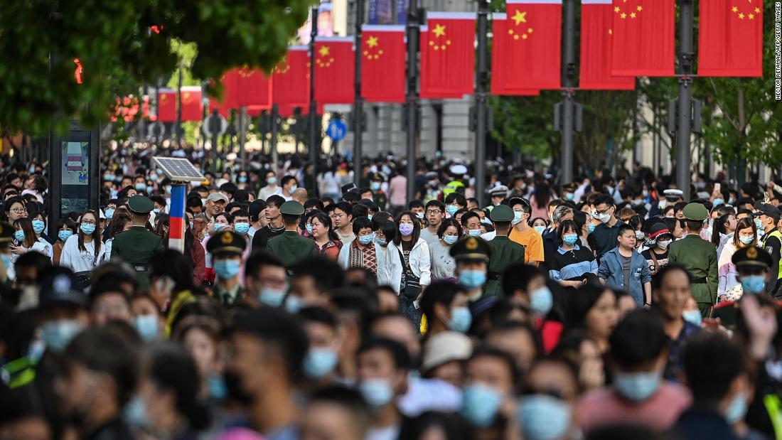 censo China