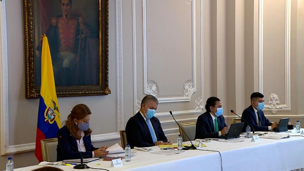 """Miguel Ceballos: """"Estamos listos para una negociación"""" en Colombia"""