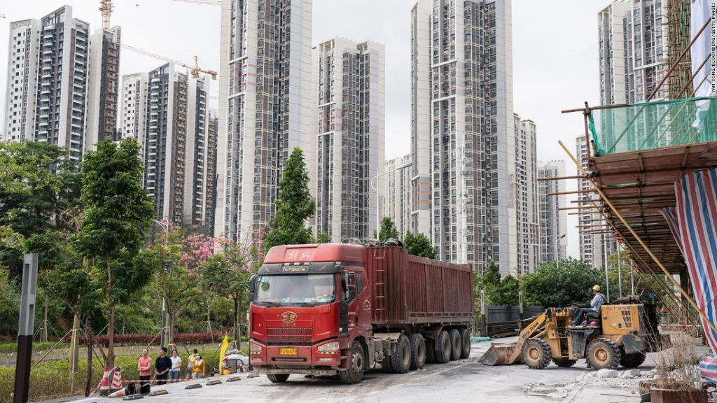 vivienda China
