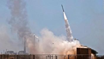 Así evaden los palestinos el sistema antimisil israelí