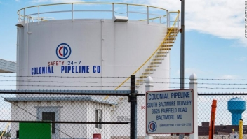 Colonial Pipeline oleoducto