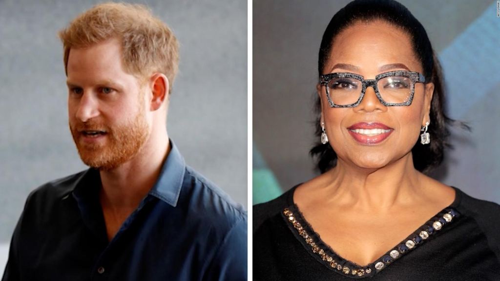 Oprah y Harry estrenan serie en Apple TV+