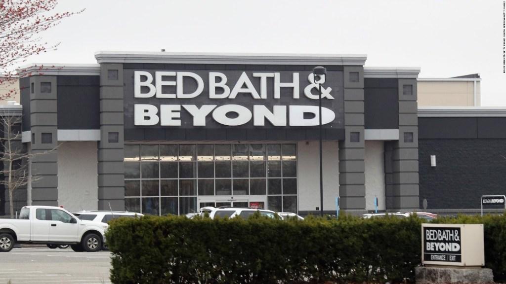 Bed Bath & Beyond lanza su propia marca de bajo precio