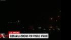 Impactante ataque de misiles de Hamas a Tel Aviv