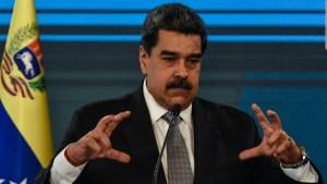 Maduro responde al pedido de acuerdo de Guaidó