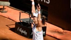 El histórico triunfo de Podoroska sobre Serena
