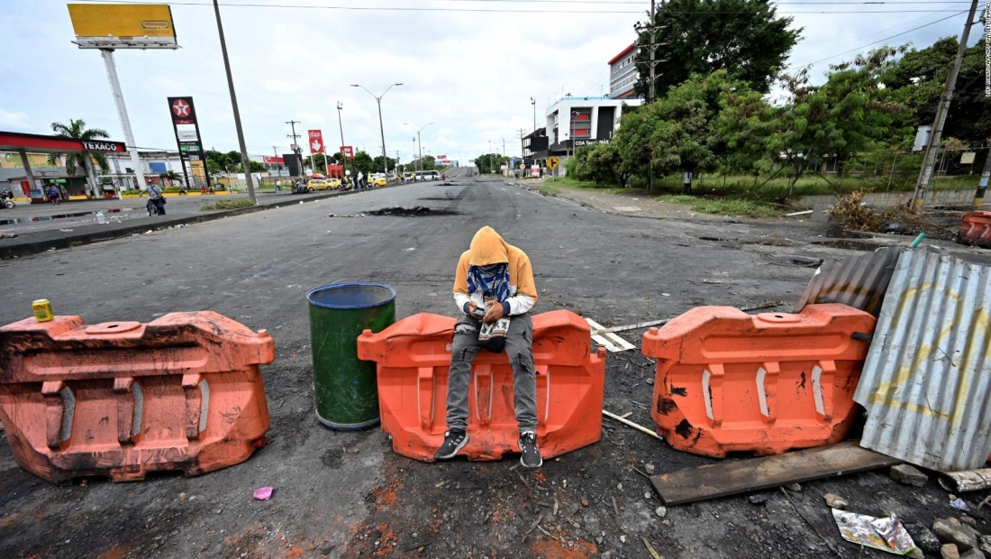 Sector porcícola de Colombia, en crisis por bloqueos