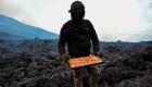 ¿Es peligroso cocinar en un volcán? Expertos responden