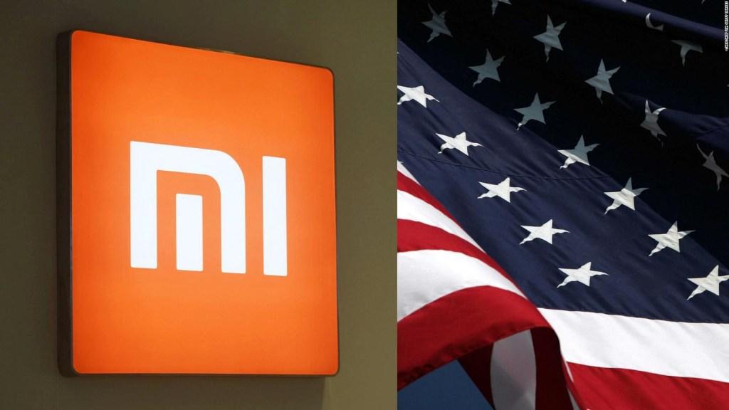 Xiaomi logra acuerdo con EE.UU. y le levantan sanciones
