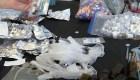 Exponen arte hecho con desechos del covid-19