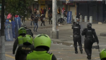 Disturbios por partido de Junior y River en Barranquilla