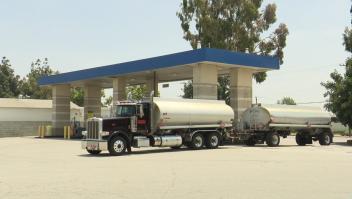 EE.UU. necesita más conductores de camiones de gasolina
