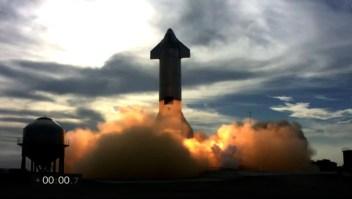 SpaceX busca enviar prototipo Starship de Texas a Hawai