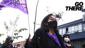 Dos visiones sobre las protestas en Colombia