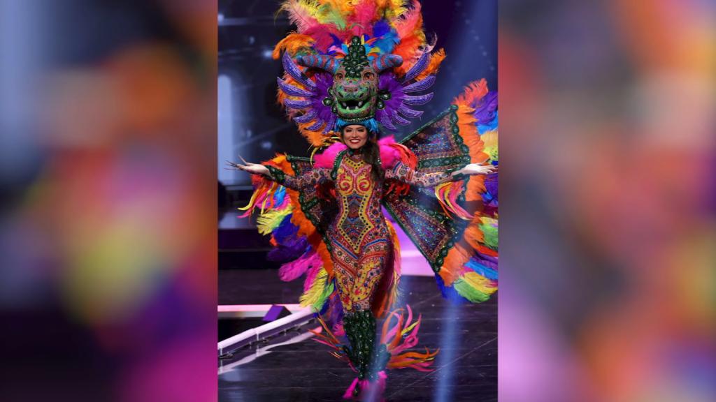 Ella es la representante de México en Miss Universo