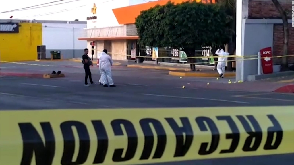 Mexico improves its level of peace due to crime reduction