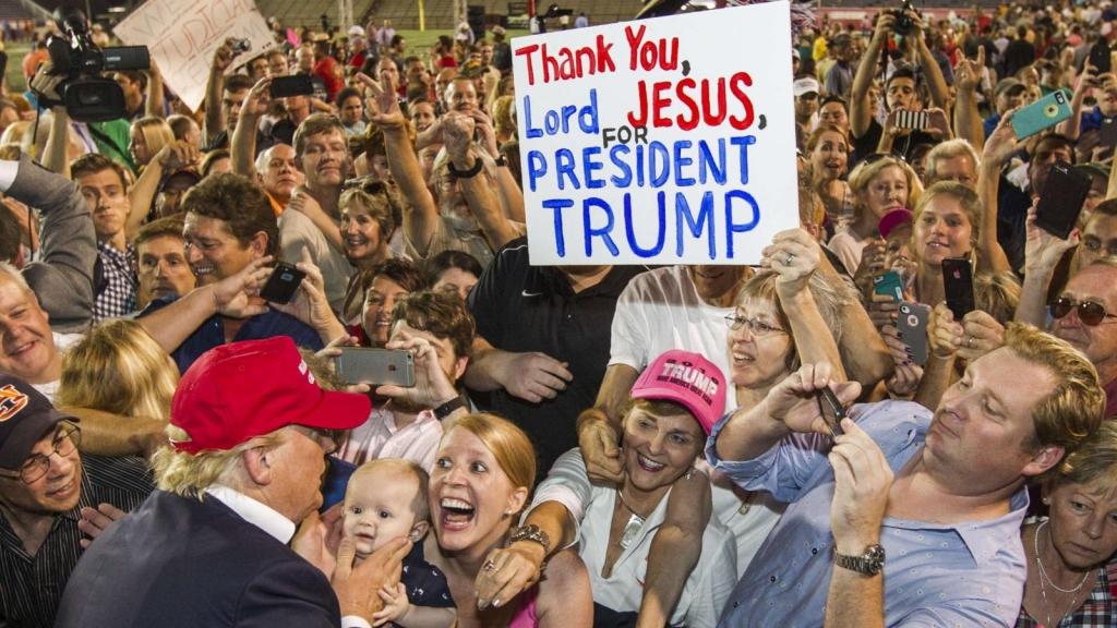 ¿Es el Partido Republicano o el Partido de Trump?