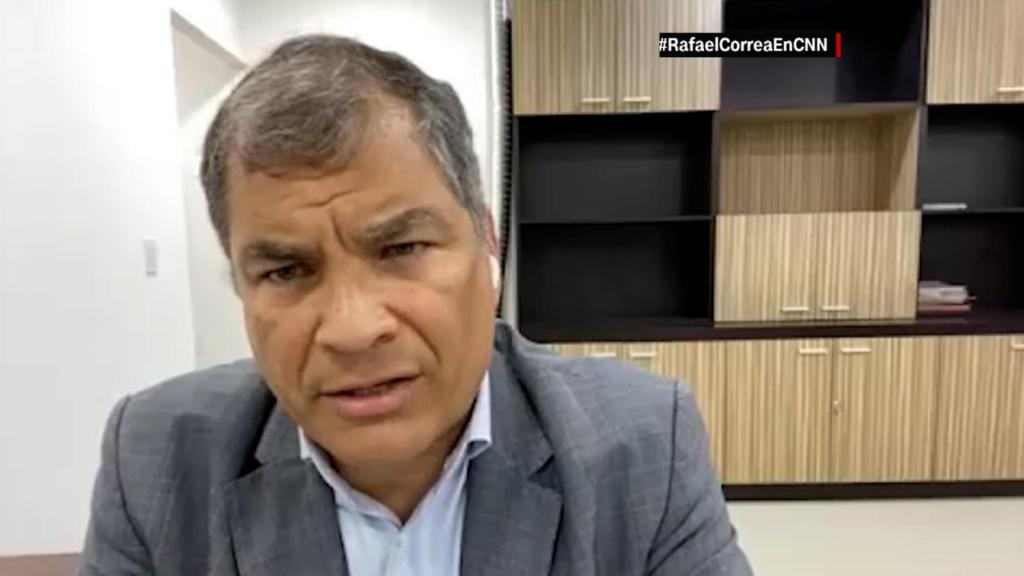 Correa sobre el informe de Bachelet acerca de Venezuela