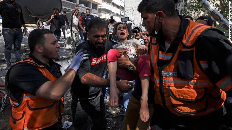 Conflicto Israel palestinos