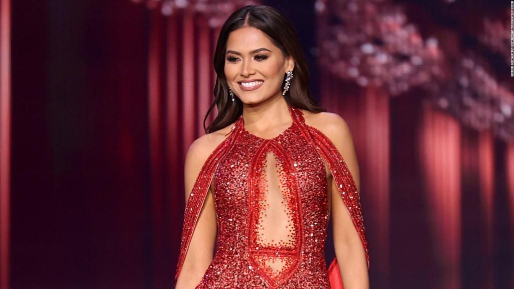 Andrea Meza, representante de México, gana Miss Universo