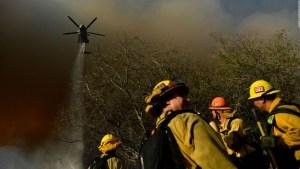 Incendio Palisades provoca evacuaciones obligatorias