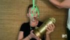 Scarlett Johanson est trempée de slime lors des MTV Movie & TV Awards