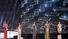 Las 3 finalistas de Miss Universo fueron latinas