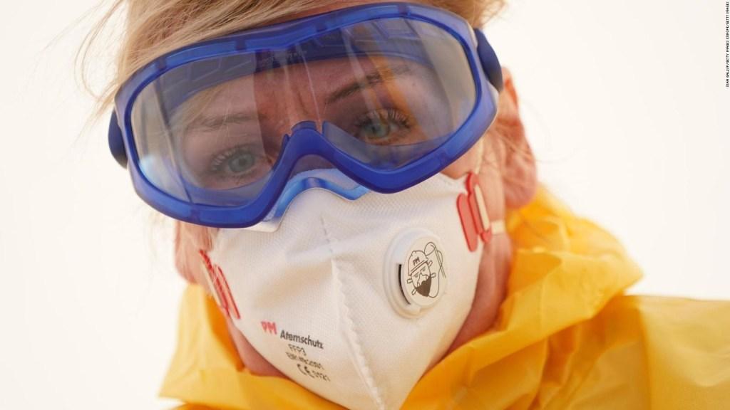 Los aerosoles son una forma de contagio del virus del covid-19