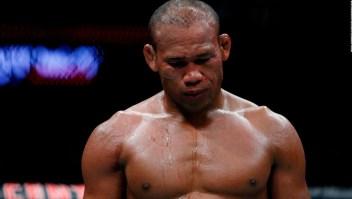 La impactante partidura de brazo de un peleador del UFC