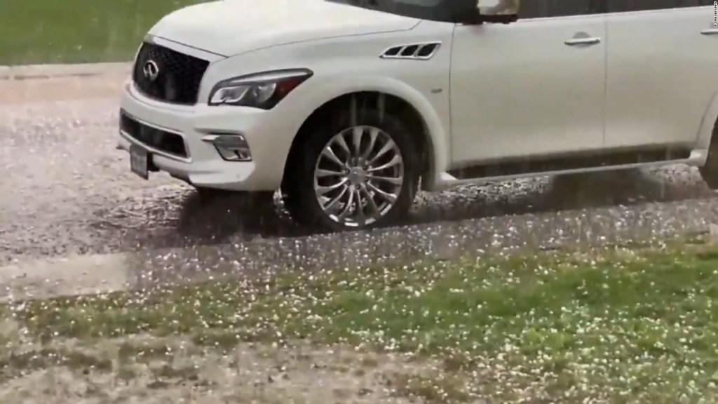 Mal tiempo en Texas pone en alerta a millones de personas