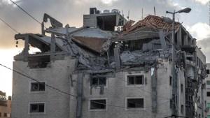 El relato de una ecuatoriana sobre bombardeos en Israel