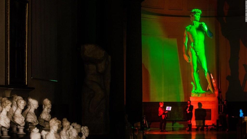 Replican el David de Miguel Ángel con impresión 3D