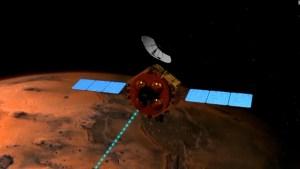 Implicancias de su róver en Marte para el gobierno chino